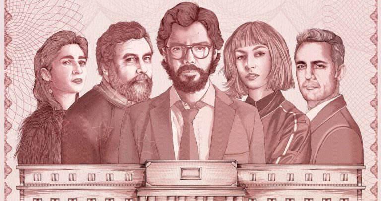 En iyi drama dizisi: La Casa de Papel