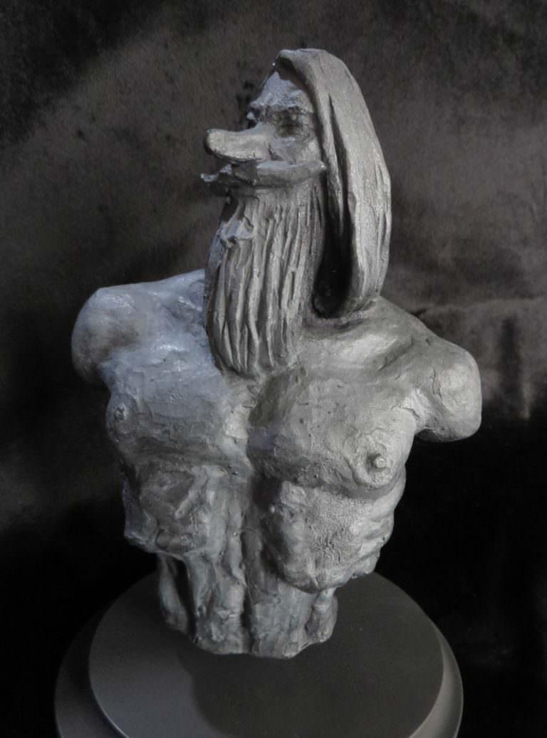 Turhan Selçuk'un çizgilerine heykellerle selam olsun