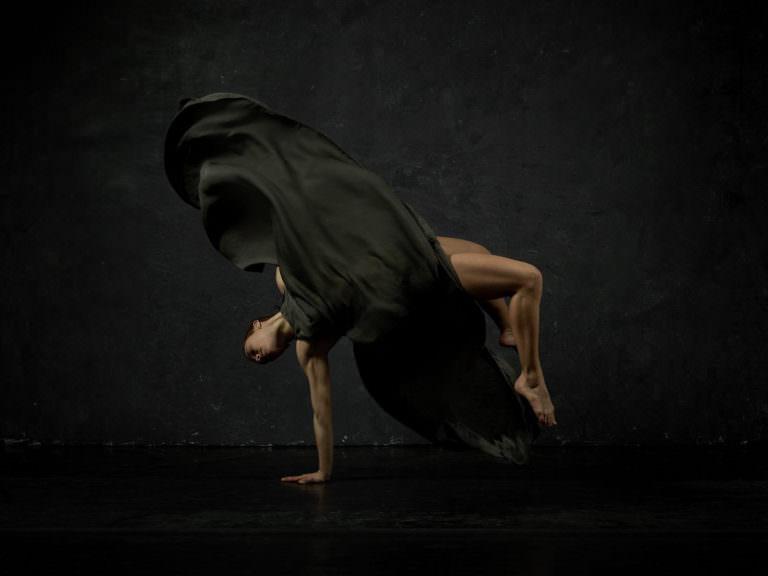 AKBANK SANAT Dans Atölyesi'nin konuğu Elena Valls Garcıa