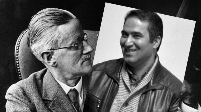 """Söyleşi-Fuat Sevimay'dan James Joyce'a: """"Ömrümü çürüttün baba, yine de cansın!"""""""