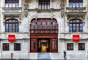Dünyadaki büyük müzeler arasında 6. sırada: İstanbul Modern