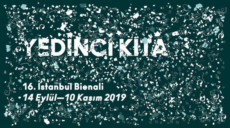 """İSTANBUL BİENALİ, """"İSTANBUL'DA YAŞAMAK İÇİN 5 NEDEN""""DEN BİRİ"""