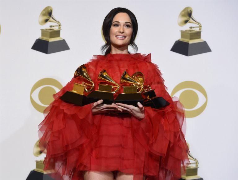 61. Grammy Ödül Töreni'nde kazananlar kimler oldu?