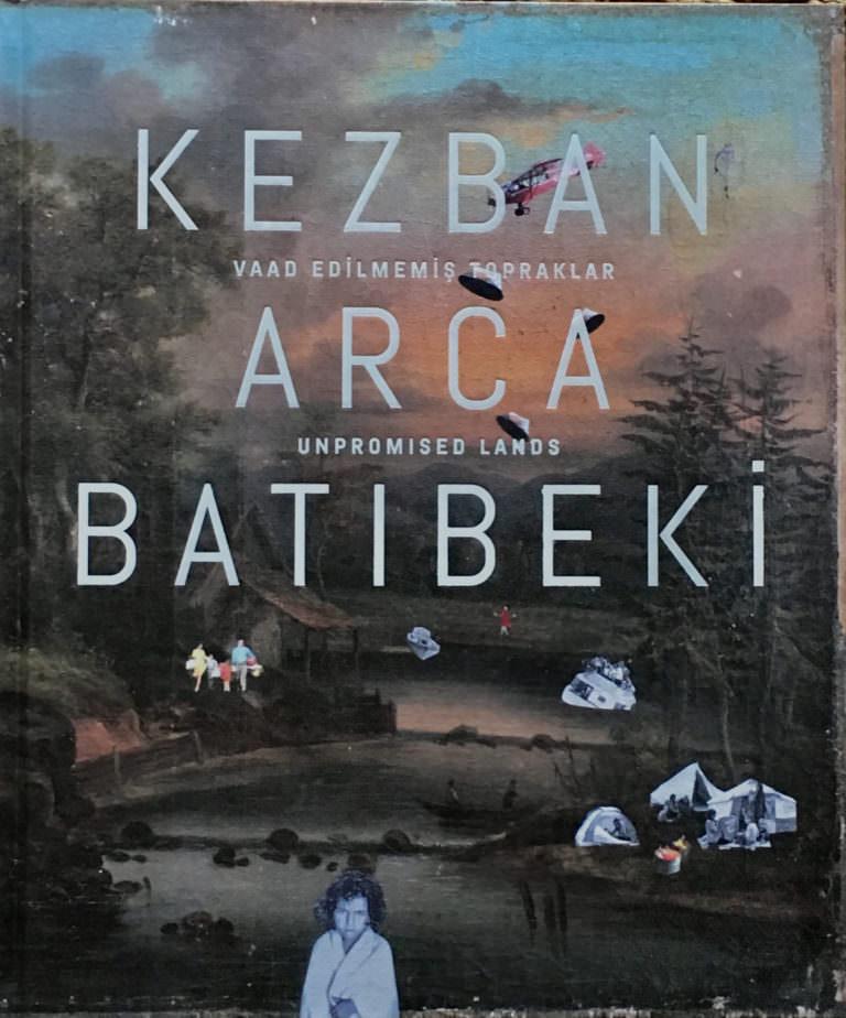 Kezban Arca Batıbeki'den 'Vaad Edilmemiş Topraklar' sergisi açıldı