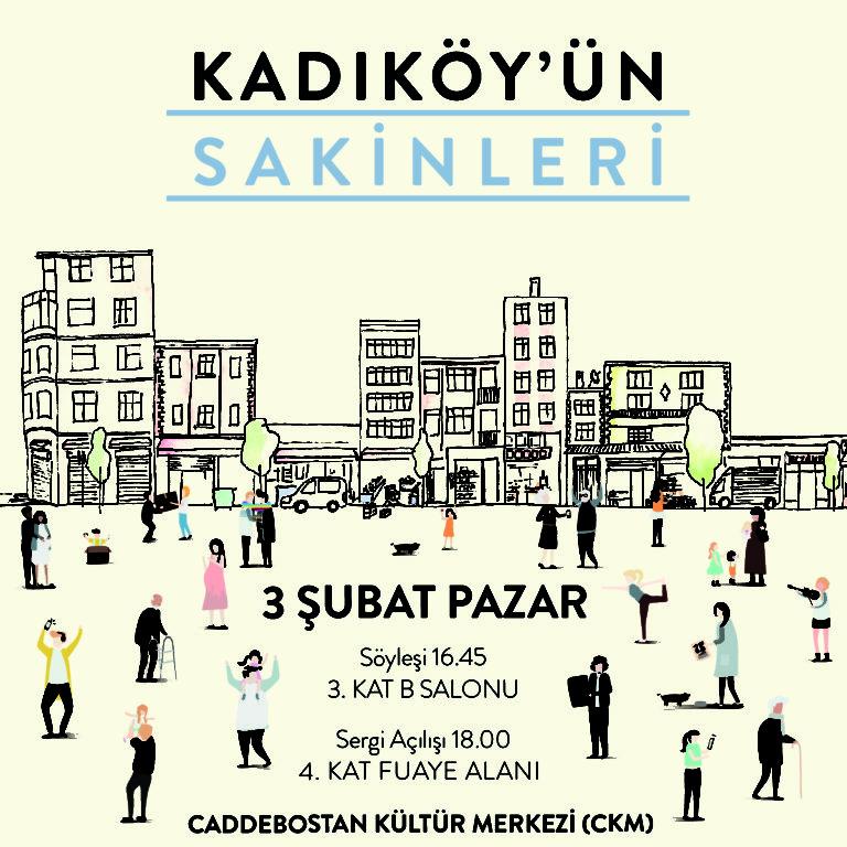Bir fotoröportaj hikayesi: Kadıköy'ün sakinleri