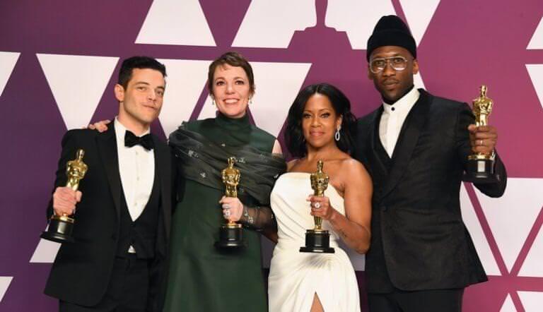Oscar tarihinin en renksizi: 91. Oscar Ödül Töreni ve kazananları