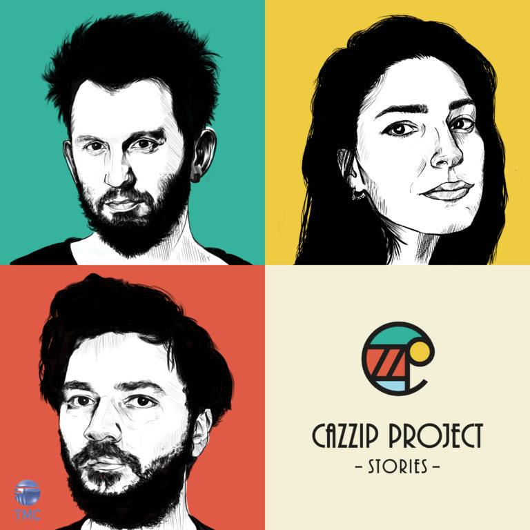 Cazzip Project'in müziği cazın kalbi New York'ta…