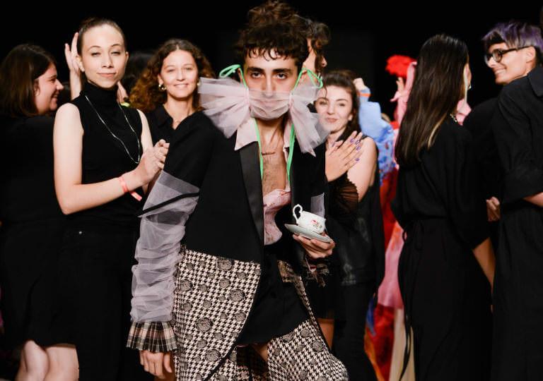 İstanbul Moda Akademisi'nin genç yetenekleri ikinci defa podyumda
