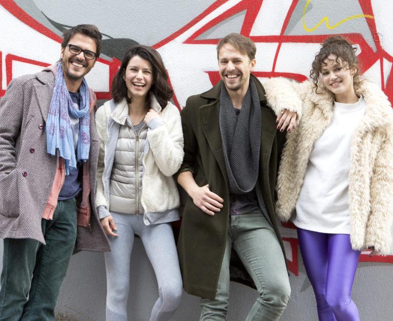 Beren Saat'in yeni dizisi 'Atiye'nin çekimleri başladı: Heyecanlıyız