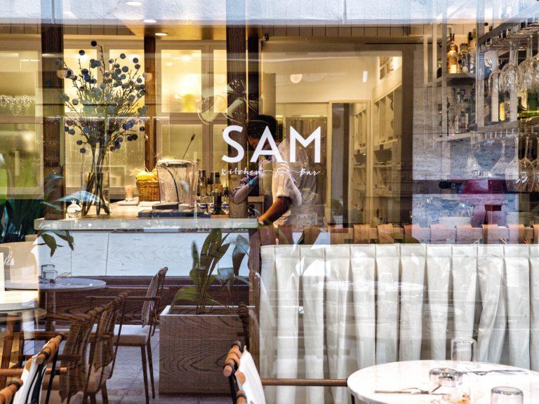 Nişantaşı'nın yeni bir soluğa ihtiyacı vardı: Hoş geldin Sam Kitchen&Bar