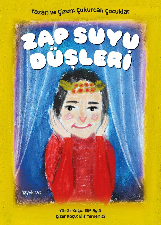 Hakkari Çukurcalı 36 çocuğun kitabı 'Zap Suyu Düşleri'