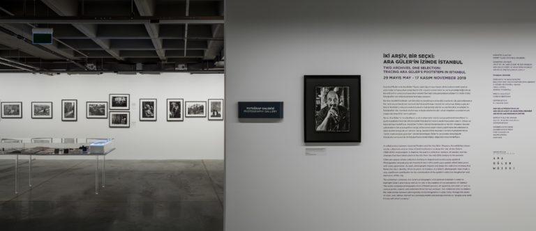 Ara Güler'in İstanbul Modern'deki ilk kişisel sergisi