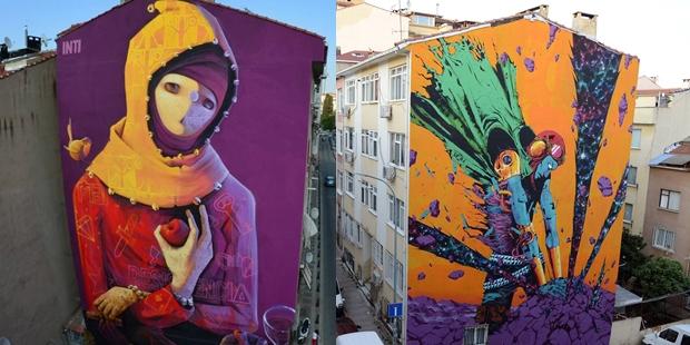 Muralist Kadıköy Festivali 2019