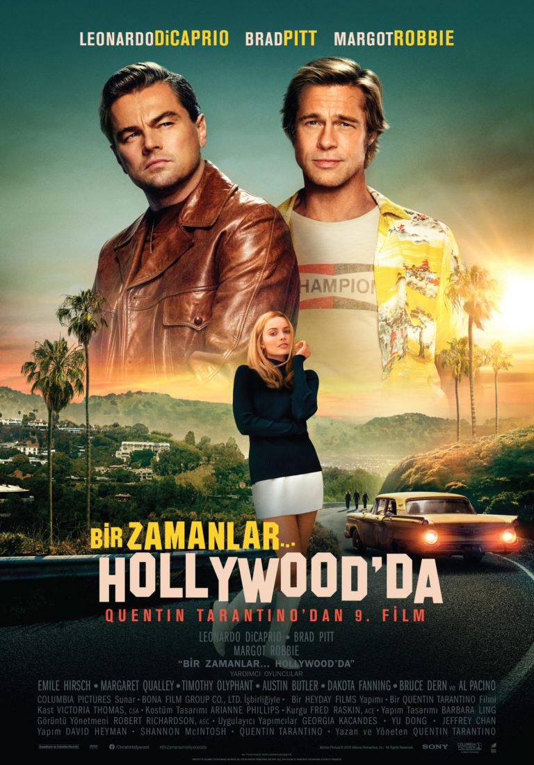 Vizyona girmeden 'Bir Zamanlar… Hollywood'da'yı izleyin
