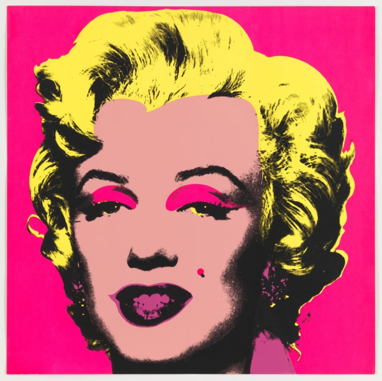 Andy Warhol, orijinal eserleriyle UNIQ Expo'da!