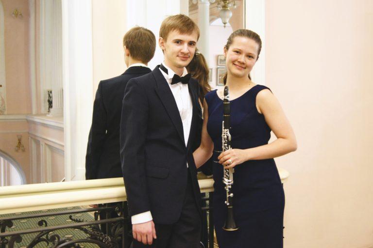 BOUN AlbertLongHall Klasik Müzik Konserleri'nde WEBER DUO