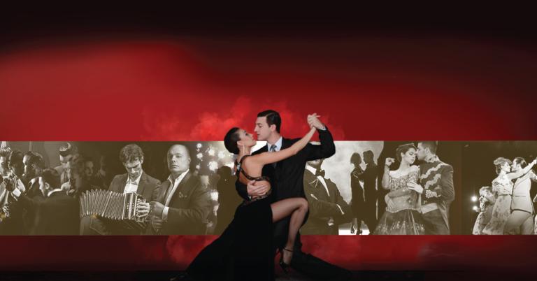 """""""I am Tango"""" dünya şampiyonlarıyla Zorlu PSM'de"""