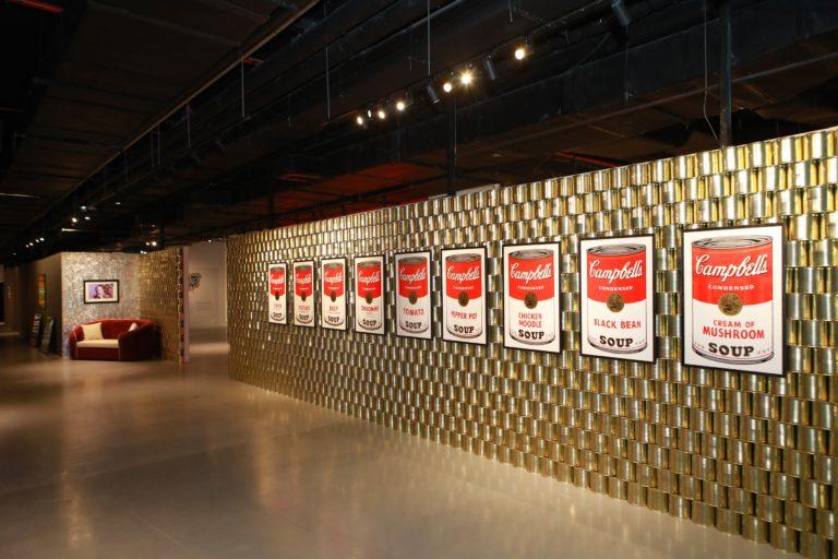 Andy Warhol Sergisinde McArt Talk Series başlıyor!