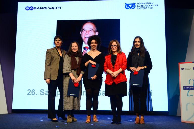 Sakıp Sabancı Sanat Ödülleri'nde kadınların zaferi