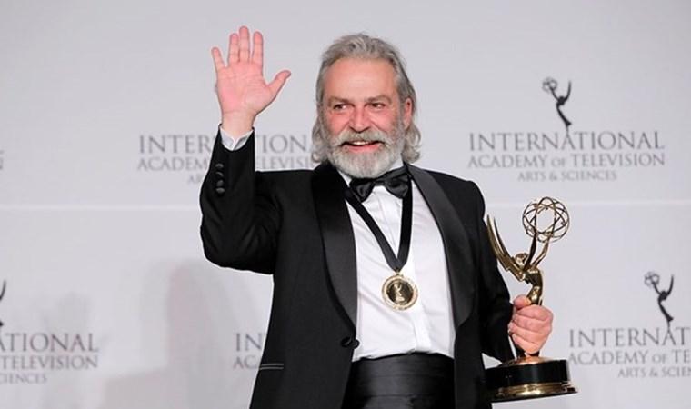 47. Uluslararası Emmy Ödülleri'nde en iyi erkek oyuncu Haluk Bilginer