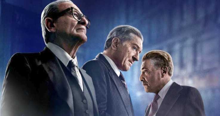 """Netflix'te """"İhtiyarlara Yer Var"""": The Irishman"""