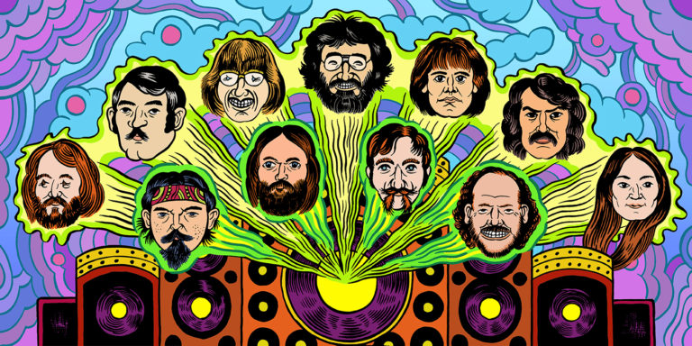 Rock tarihinin müstesna çocukları: The Grateful Dead