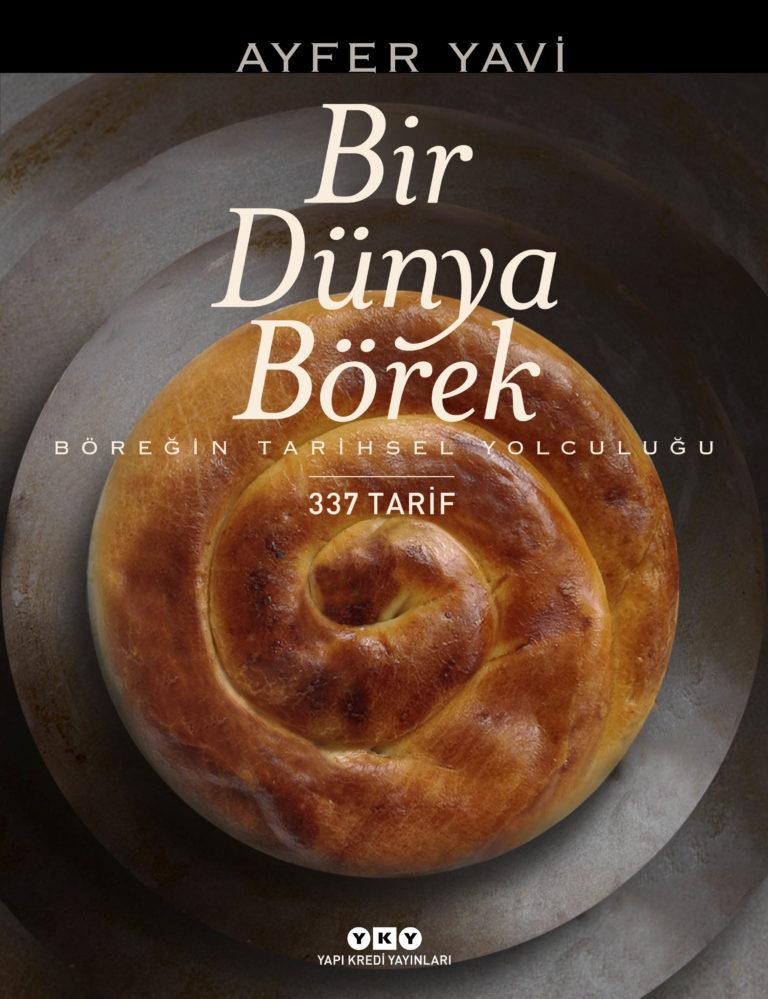 Yemek kitaplarının Oscar'ı, 'Bir Dünya Börek'e gitti
