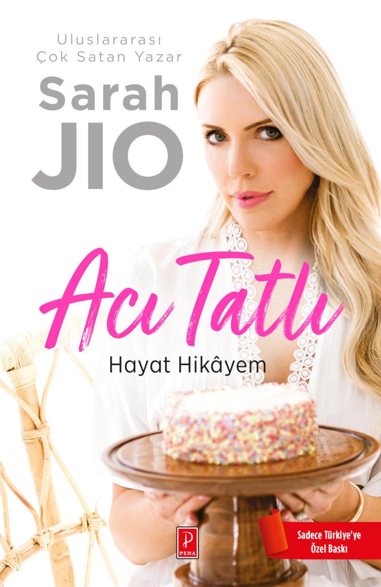 Sarah Jio'nun kitap kapağı belli oldu