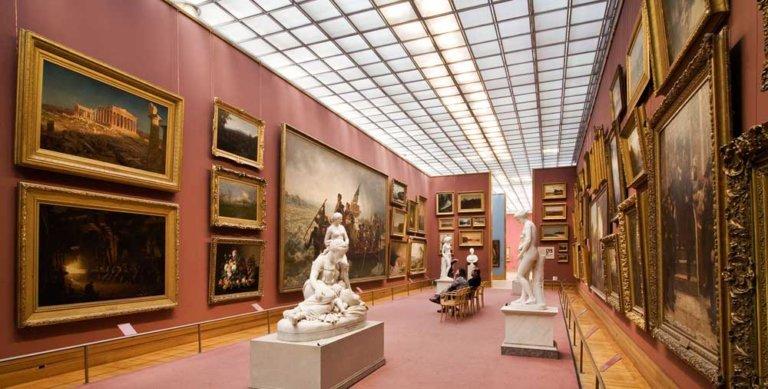#EvdeKal Bu müzeleri evinde gez!