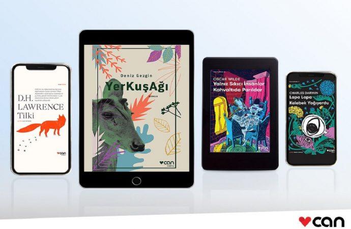 Can Yayınları'ndan e-kitaplar