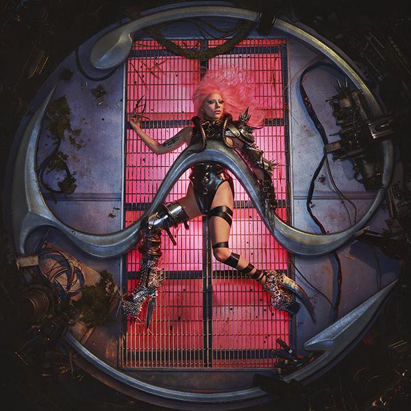 Lady Gaga'dan yeni albüm: Chromatica
