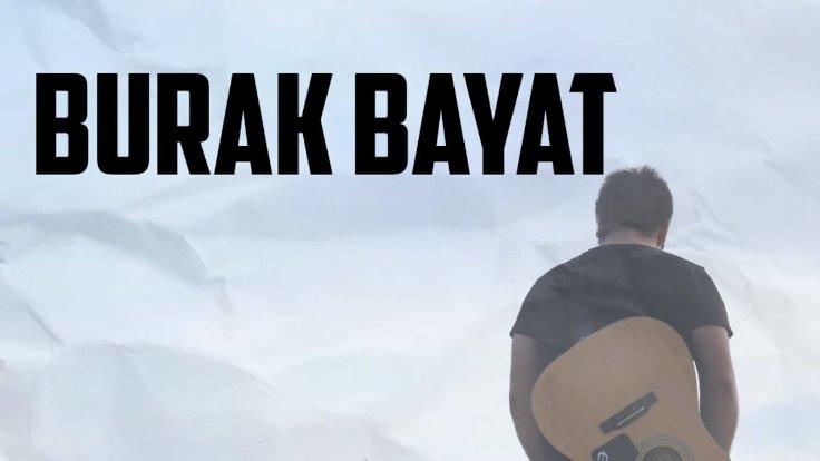 """Burak Bayat'ın ilk single'ı """"Tabut"""" çıktı"""