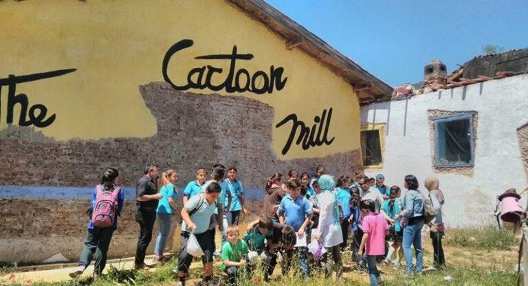 """Türkiye'nin ilk bağımsız çizgi film okulu """"The Cartoon Mill"""""""