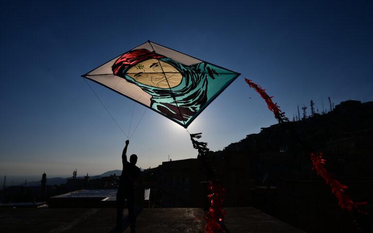 """Zahit Mungan'ın """"Uçurtmanın Peşinde"""" projesi Mezapotamya'ya ışık tutacak"""