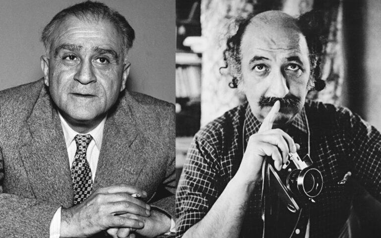"""Ara Güler ve Ahmet Hamdi Tanpınar """"Aynı Rüyanın İçinde"""""""
