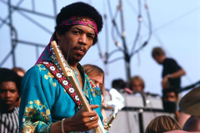 İyi ki doğdun Jımı Hendrix!
