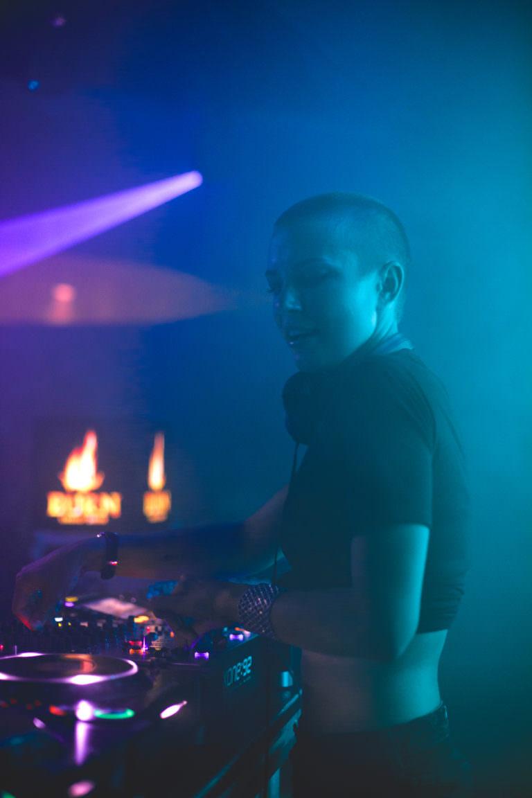 Big Burn gecesi 1 Aralık'ta DJ Nastıa'yla yanıyor