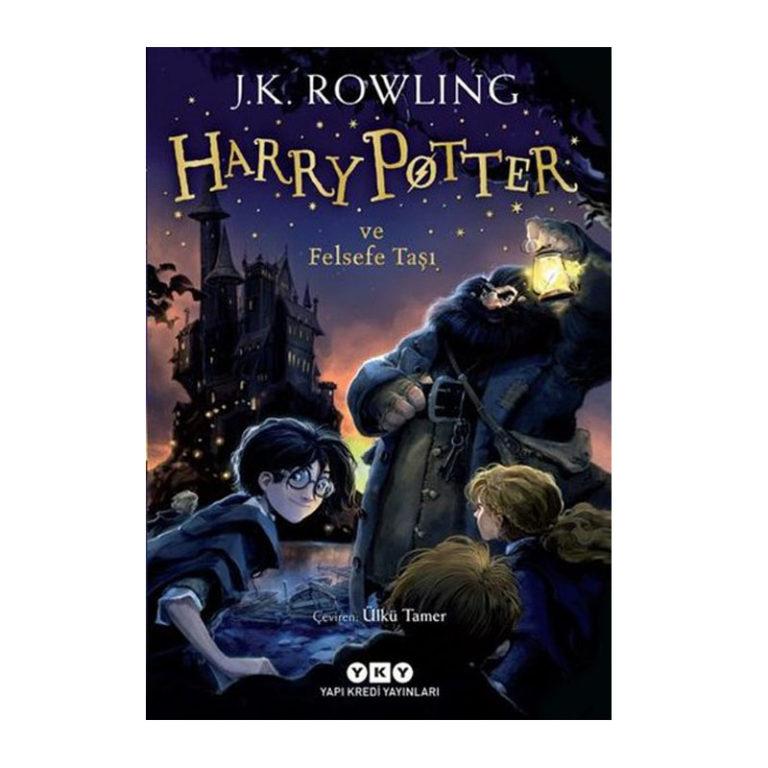 Tilbe Saran'ın sesinden Harry Potter kitapları Storytel'de