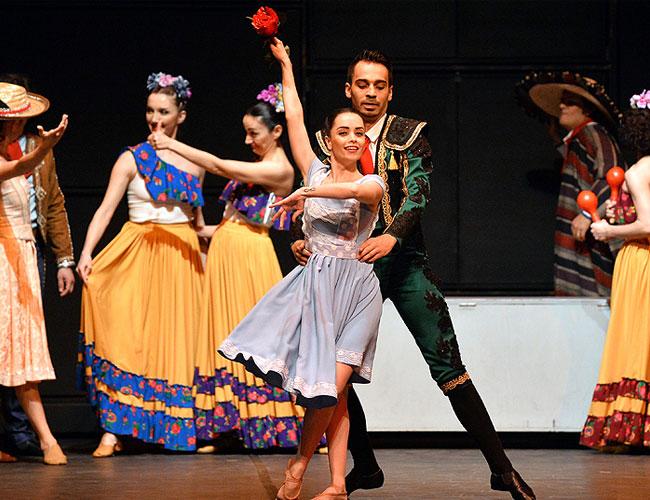 17. Uluslararası Bodrum Bale Festivali 'Frida' ile başlıyor