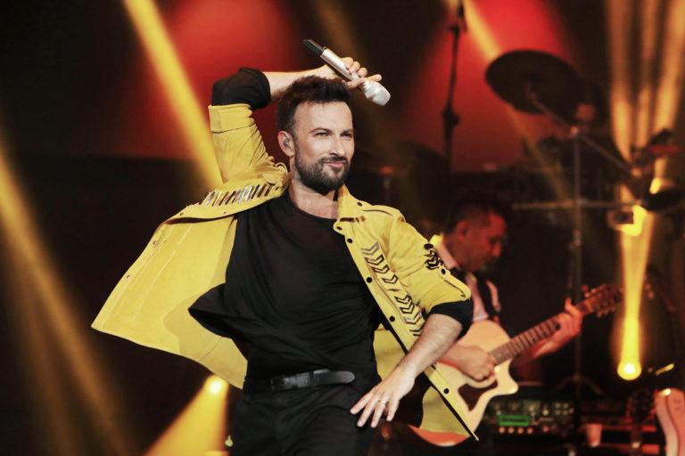 Harbiye Açıkhava'da Tarkan Konserleri tam altı gün sürecek