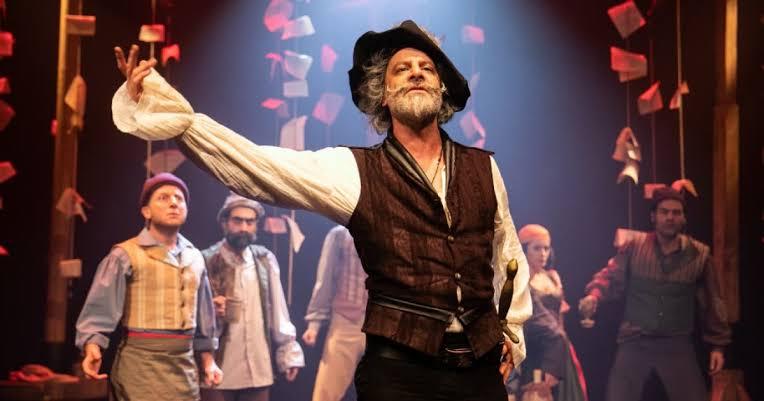 Don Kişot ve Sancho Panza'yla 25 Eylül'de yeniden!