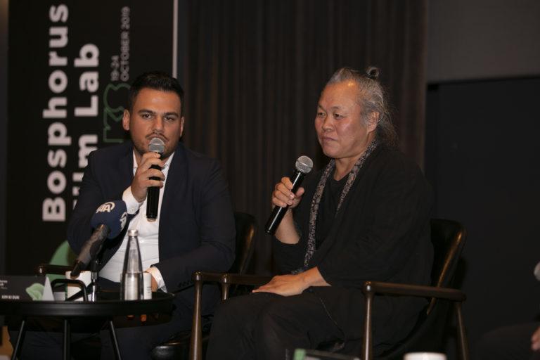 7. Boğaziçi Film Festivali'nde usta yönetmen Kim Ki Duk vardı