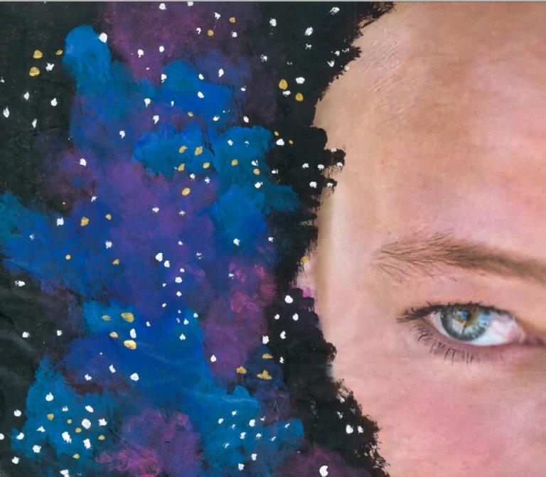 """Gökyüzünün yıldızlarına, yeryüzünün kadınlarına: """"Nev-i Şahsına Zodyak""""  sergisi"""