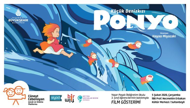 Cüneyt Cebenoyan Çocuk ve Sinema Platformu film gösterimleri başlıyor