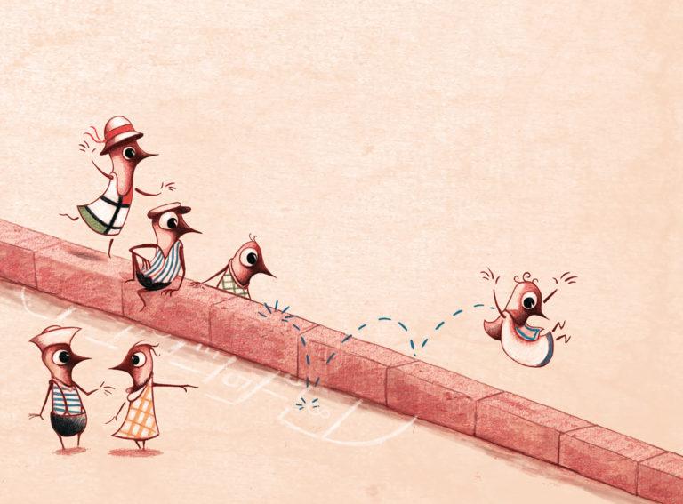 Yaşsız bir kitap: Duvar