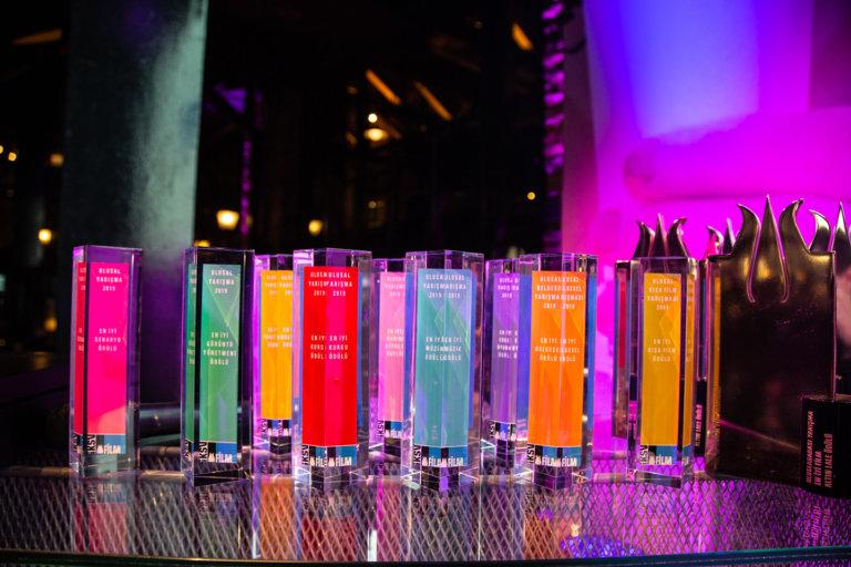 39. İstanbul Film Festivali, 7 kategoride ödül verecek