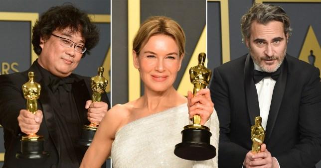 """Oscar 2020 en iyi film """"Parazit""""… Diğer kazananlar kimler?"""