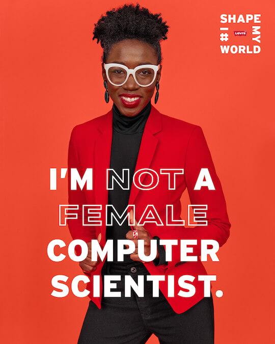 Bütün kadınların gücü adına: I Shape My World (Dünyama Ben Yön Veriyorum)