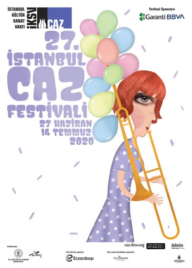 27. İstanbul Caz Festivali programı açıklandı