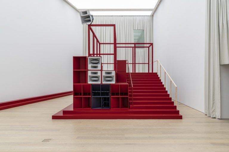 Arter'de mimari bir yerleştirme: Bergama Stereotip